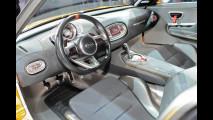 Kia GT4 Stinger - Foto live al Salone di Detroit 2014