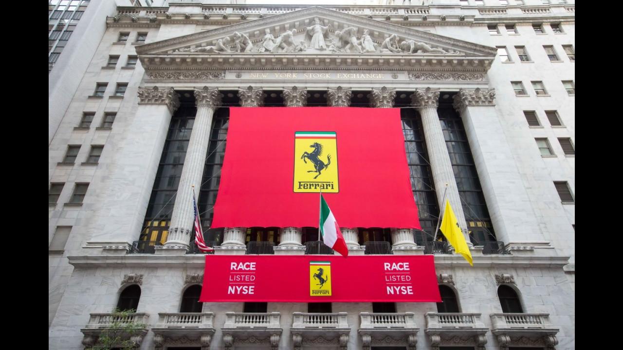 Ferrari a Wall Street