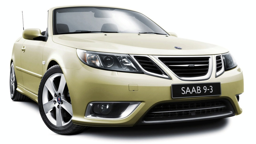 Saab 9-3 Convertible 25th Anniversary Special Edition Debuts at L.A.