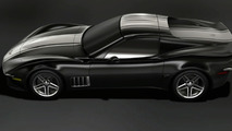 C3R Corvette retro design project