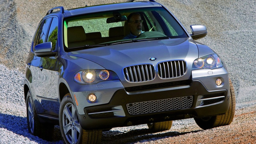 BMW X5 Celebrates 10 Years of Success