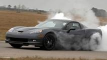 Hennessey Performance Unleash 705hp Corvette ZR700 & 755hp Corvette ZR750