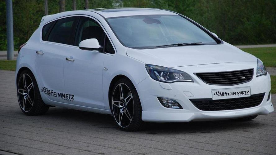 Steinmetz pimps the 2010 Opel Astra