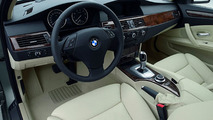 2008 BMW 5 Series Security