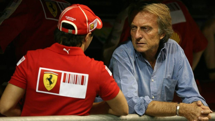 Montezemolo not ready for 2014 Massa talks