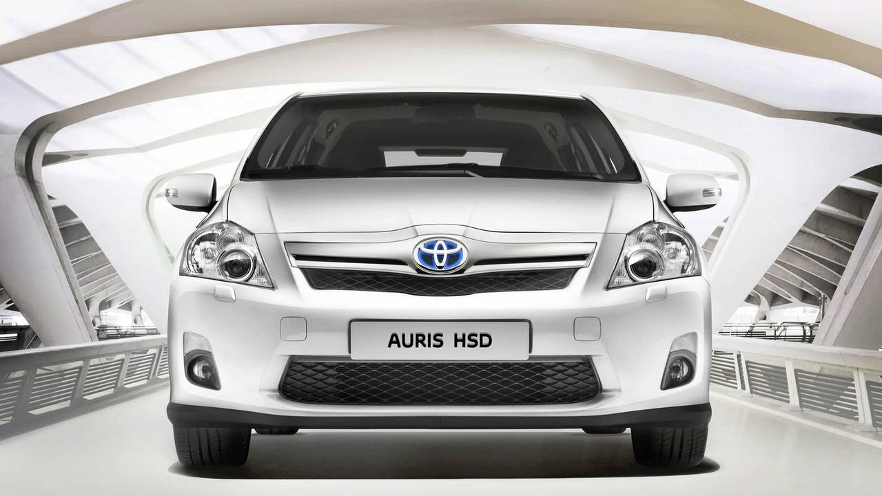 Toyota Auris 2012, 2013, 2014, 2015, 2016, хэтчбек, 2 ...