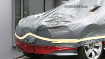 BMW Z Vision Concept spotted en route to Frankfurt