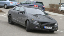 2011 Mercedes CLS-Class spy photos - 17.02.2010