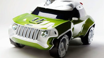 IED Jeep PIGMY Concept scale model - 1280 - 17 02.2010
