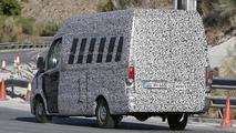 Hyundai H350 spy photo