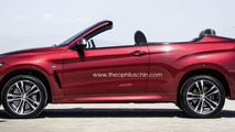 BMW X6 rendering / Theophilus Chin