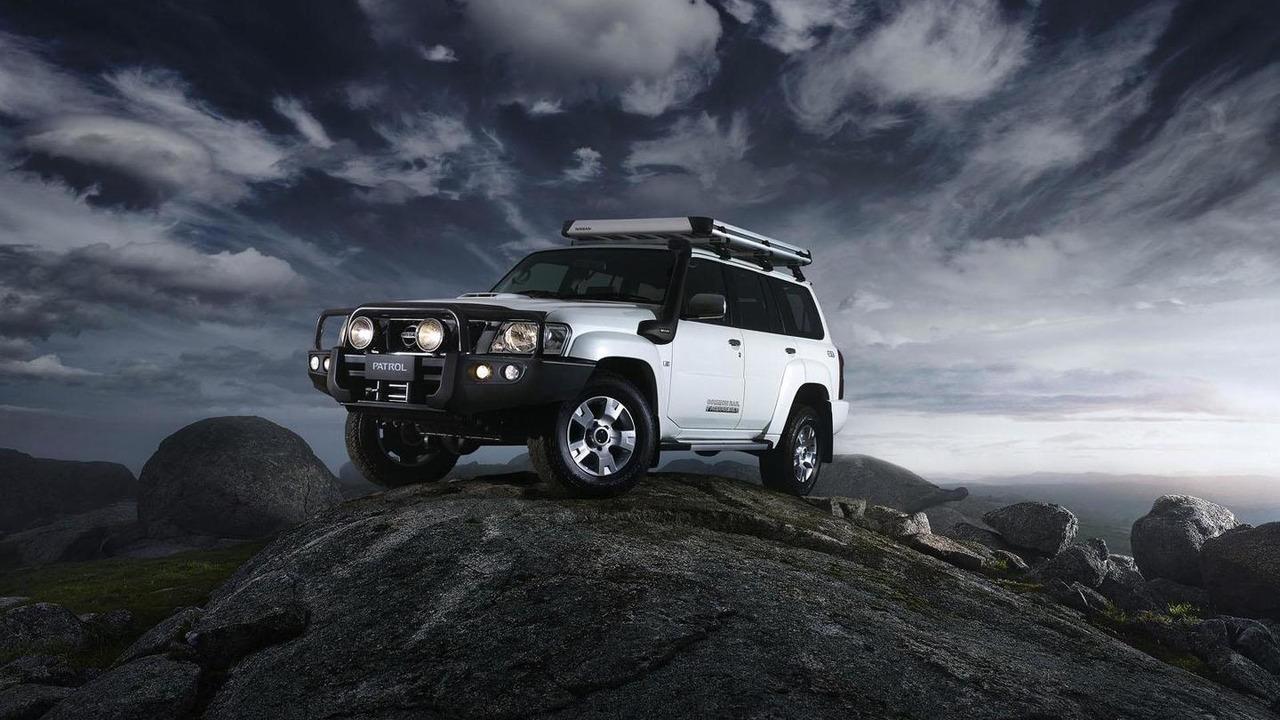 Nissan Patrol Titanium Limited Edition