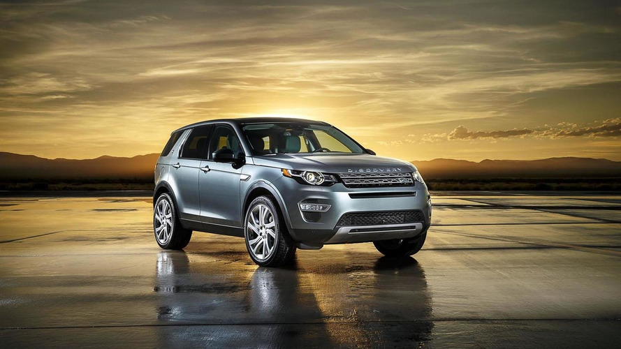 Land Rover Discovery Sport getting 2.0-liter Ingenium turbodiesel engine