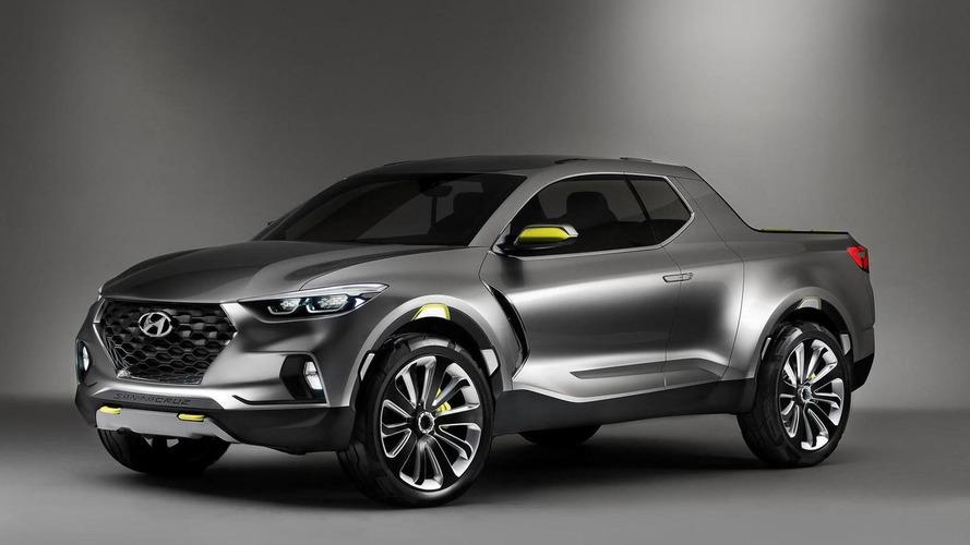 Hyundai Santa Cruz design nears completion