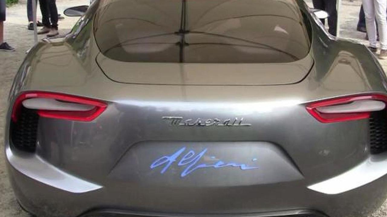Maserati Alfieri concept at Concorso d'Eleganza Villa d'Este