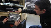 The restoration of King Felipe VI's first car