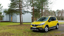 Renault Scenic XMOD with soft-roader looks announced