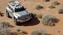 Mercedes developing a sub GLA-Class crossover - report