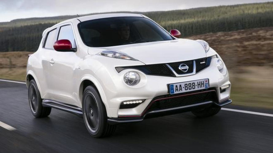 Nissan Juke Nismo RS to debut in L.A.