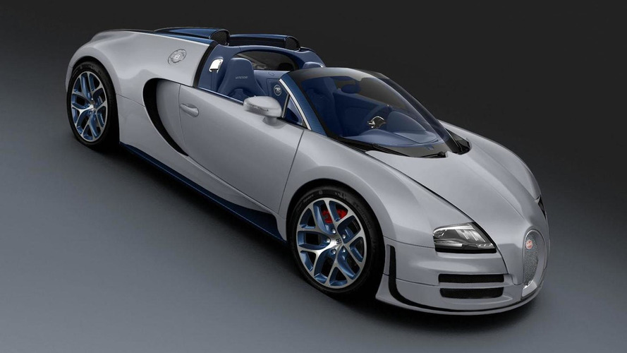Bugatti Veyron 16.4 Grand Sport Vitesse Rafale special edition bows in Brazil