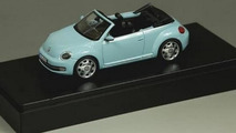 2013 VW Beetle Cabriolet Convertible Dealer Edition 1/43 scale model 21.8.2012