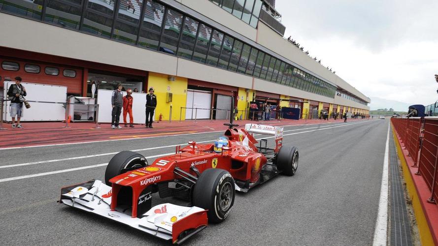Ferrari's Mugello circuit eyes place on F1 race calendar