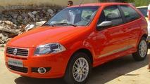 Spy photos: New Fiat Palio 2008MY