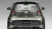 Scion iQ Sibal for SEMA 28.10.2011