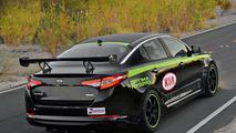 Kia Optima Hybrid Pace Car for SEMA - 2.11.2011