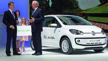 Volkswagen eco up! concept 14.09.2011