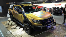 Chevrolet S10 Trailboss at the Buenos Aires Show