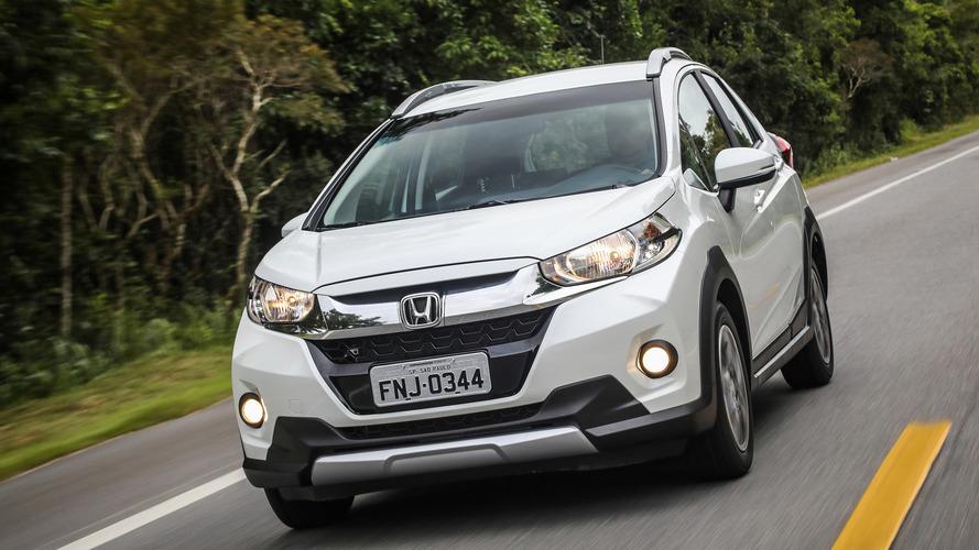Honda do Brasil desenvolve inédita plataforma para emergentes