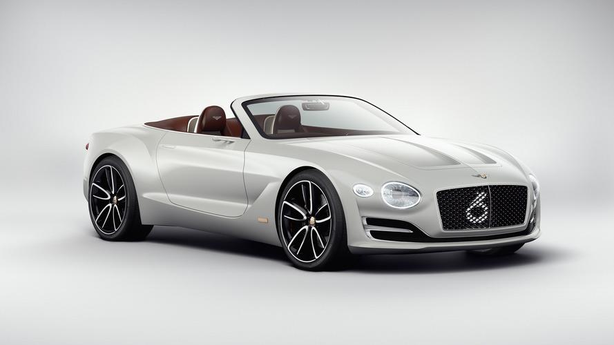 Bentley Confirms Electric Sports Car Over Sub-Bentayga SUV