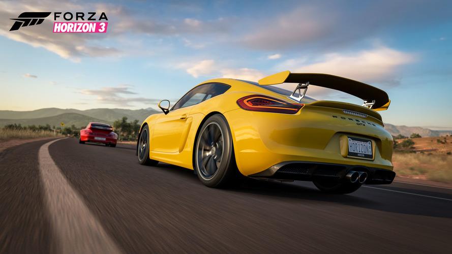 Porsche e Microsoft fecham parceria para games de corrida