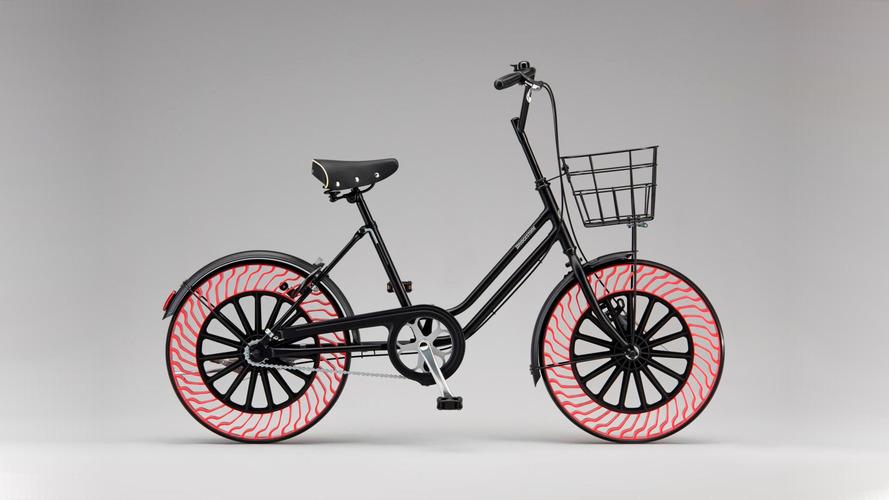 Bridgestone'dan havasız bisiklet lastiği geliyor
