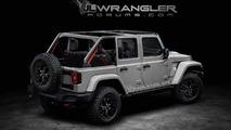 2018 Jeep Wrangler Unlimited render