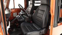 Toyota FJ40 Land Cruiser 1972 restaurado