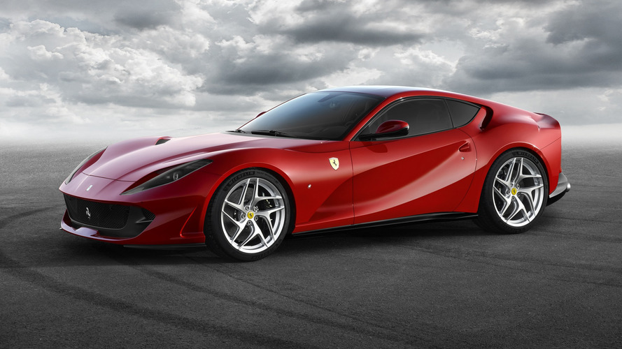 Ferrari 812 Superfast is here in all of its 800-hp V12 glory