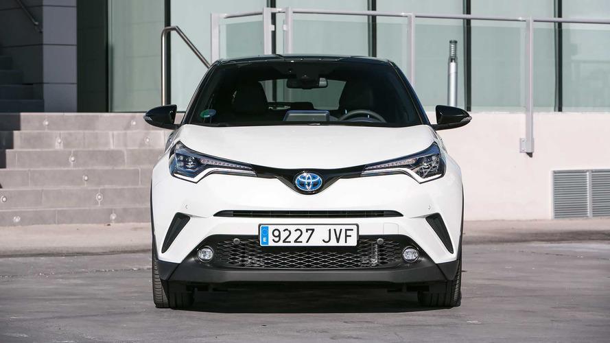 Toyota C-HR Hybrid - Europa