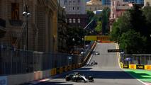 GP Azerbaiyán 2017 F1 clasificación