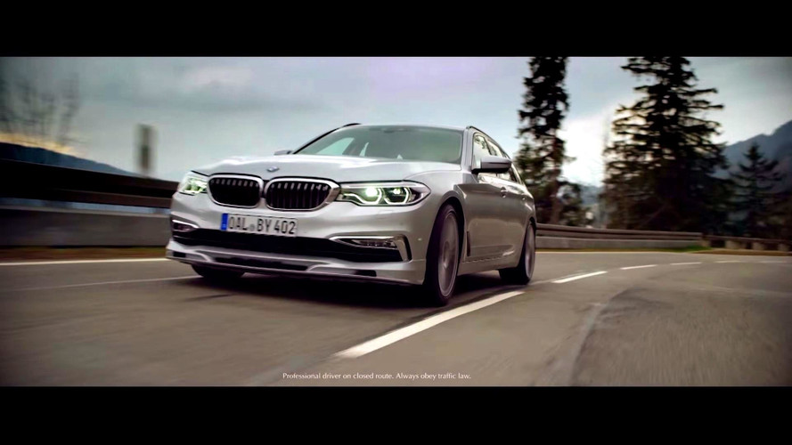 2018 Alpina B5 Bi-Turbo Wagon New Promo Released