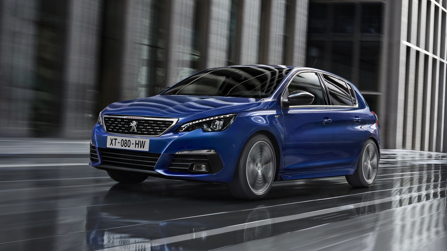 2018 Peugeot 308 Facelift Brings New Diesel, 8-Speed Auto