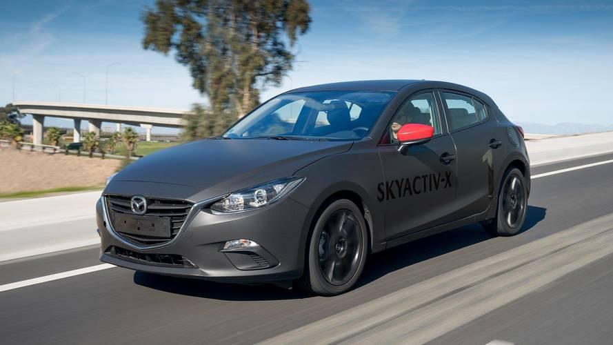 Protótipo Mazda SkyActiv-X