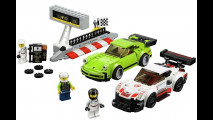 Lego Speed Champions, sei nuovi modelli