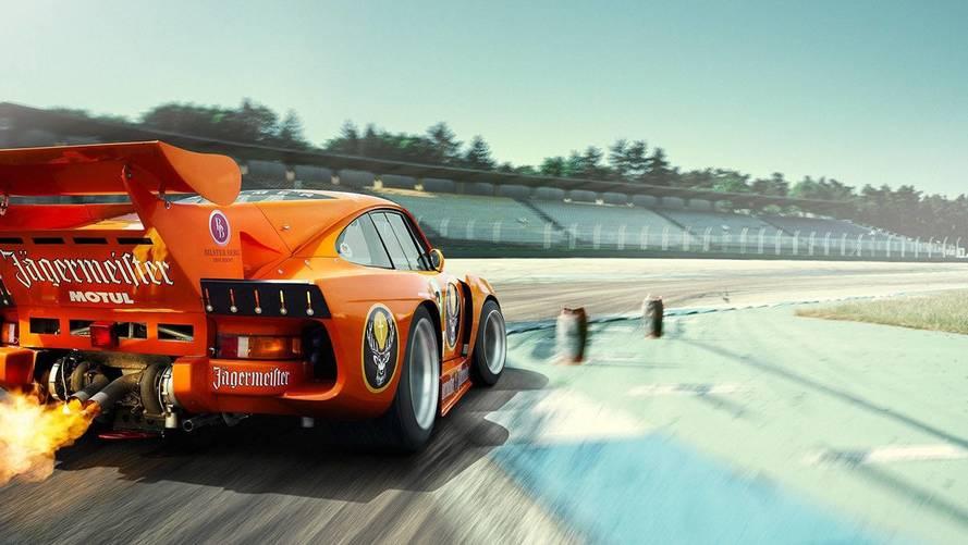 Porsche 930 Turbo K3
