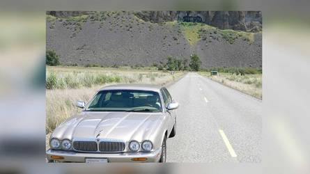 Ex-Jag Owner Getting Traffic Fines On Car Taken Away From Him