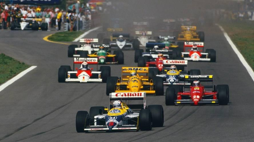 F1 No Longer Has