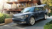 4. Large SUV/Crossover: Ford Flex.