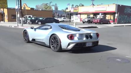 Tim Allen Reveals He's The Proud Owner Of A Ford GT