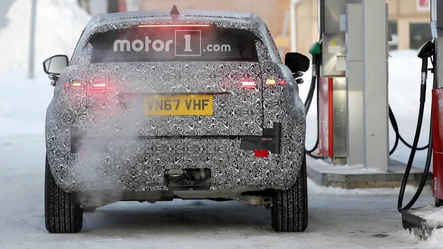2018 Land Rover Range Rover Evoque casus fotoğraf